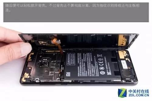 Xiaomi Mi Mix 2 é esventrado e mostra mais do esperávamos 2