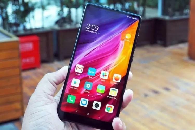 Xiaomi Mi Mix 2 é esventrado e mostra mais do esperávamos 1