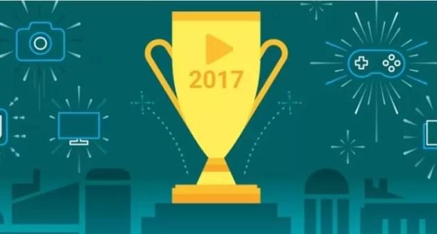Google anuncia os melhores de 2017 na Google Play image