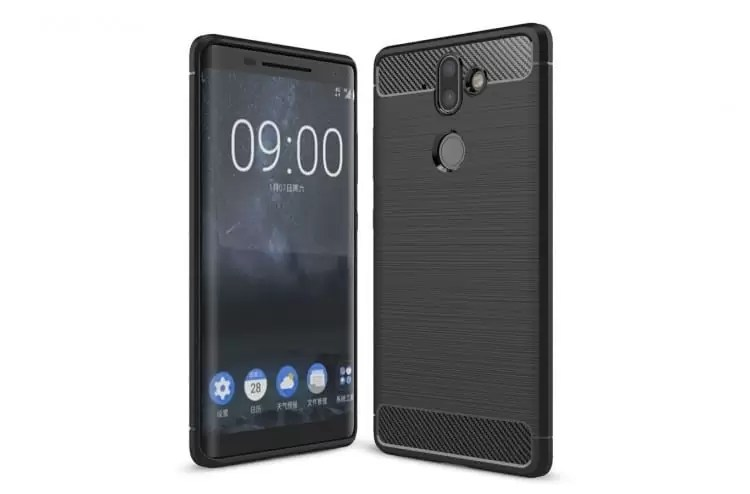 Suposta Case do Nokia 9