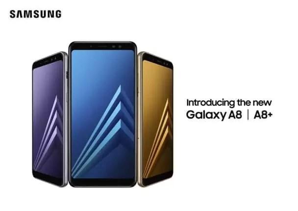 A Samsung abriu a caixa de pandora dos ecrãs infinitos para a gama média 1