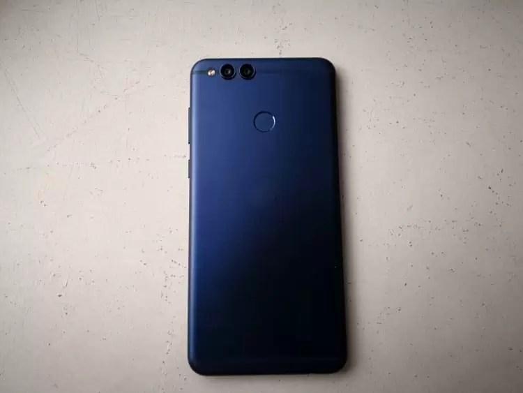 Análise Honor 7X o intermediário sem Bezels com o ADN Huawei 7