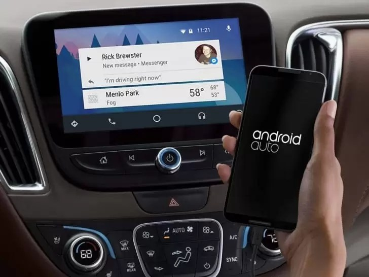 O problema do Android Auto com as escalas de temperatura foi corrigido 1