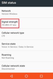 Android P poderá vir com funcionalidade interessante para as operadoras 1