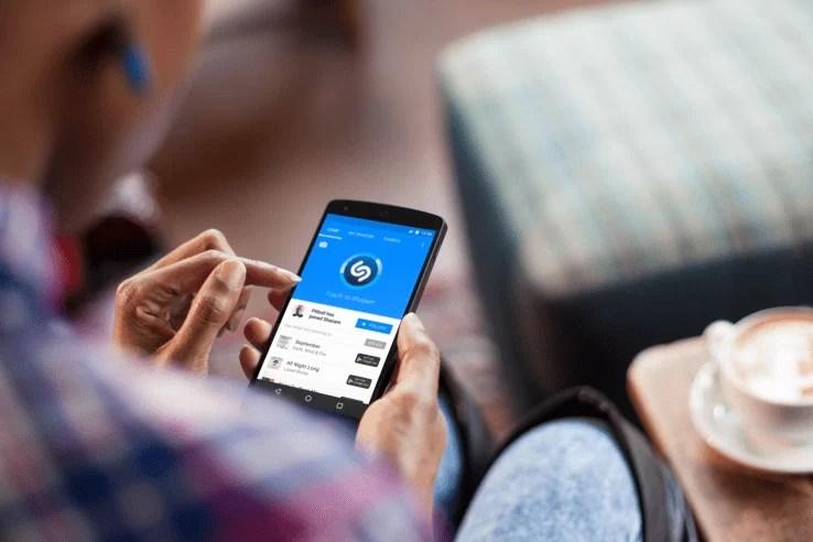 Apple estará a preparar-se para comprar o Shazam 1