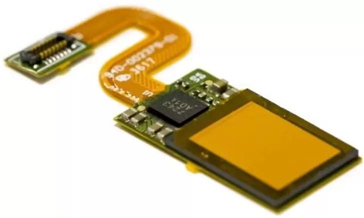 Clear ID FS9500 scanner de impressão digital