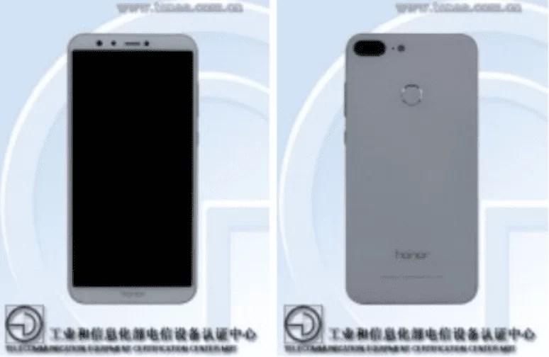 Huawei LDD-xx visto na TENAA com duas câmaras duplas, pode ser Honor 9 Lite 1