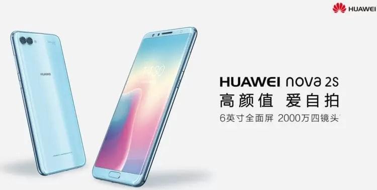 Huawei Nova 2s Edição Especial Monument Valley à venda a 18 Março 2
