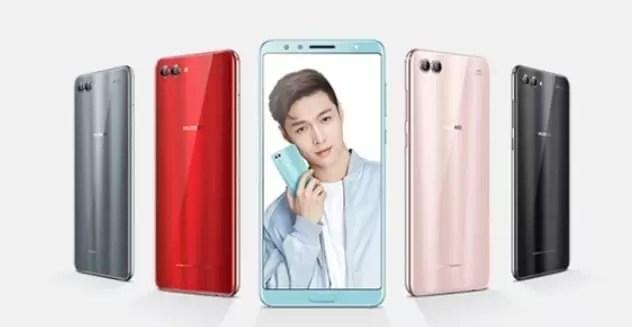 Huawei Nova 2s Edição Especial Monument Valley à venda a 18 Março 3