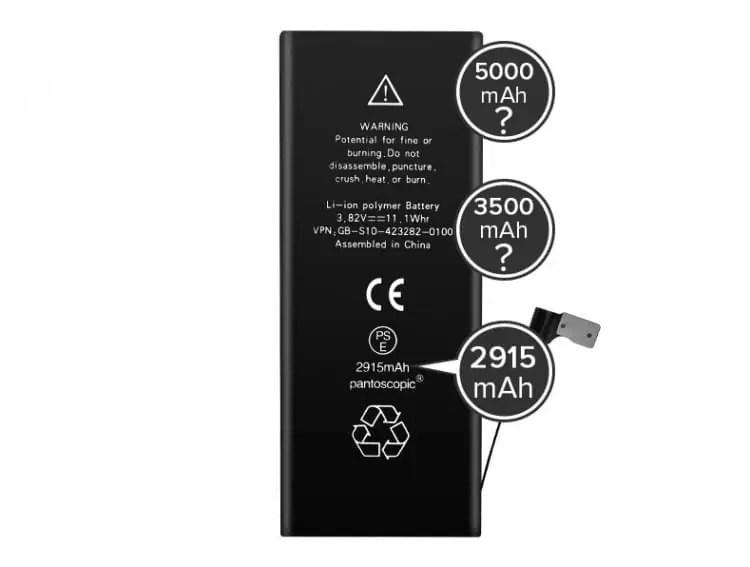 LEAGOO é uma acérrima defensora da utilização de baterias genuinas e de qualidade 1