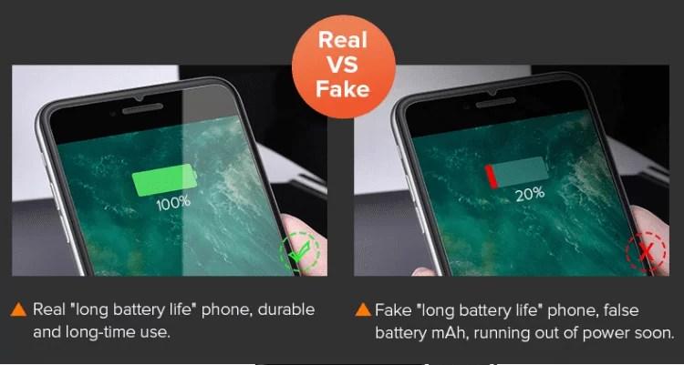LEAGOO é uma acérrima defensora da utilização de baterias genuinas e de qualidade 2