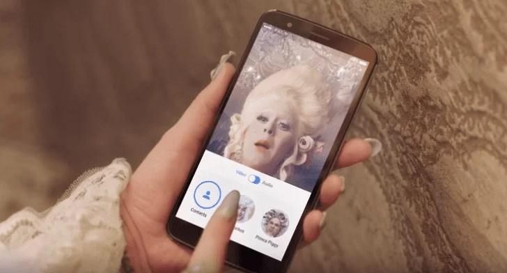 Novo video clipe da Katy Perry tem o Google Duo como convidado especial 1