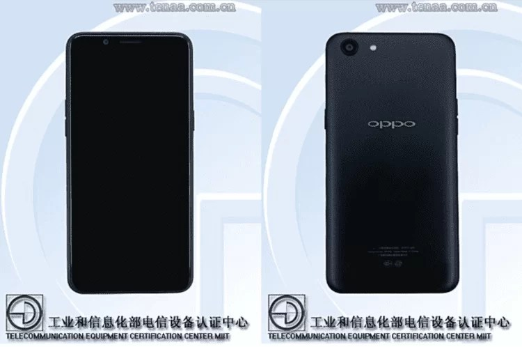 Oppo A83 com CPU octa-core e câmara de 13MP aparece na TENAA 1