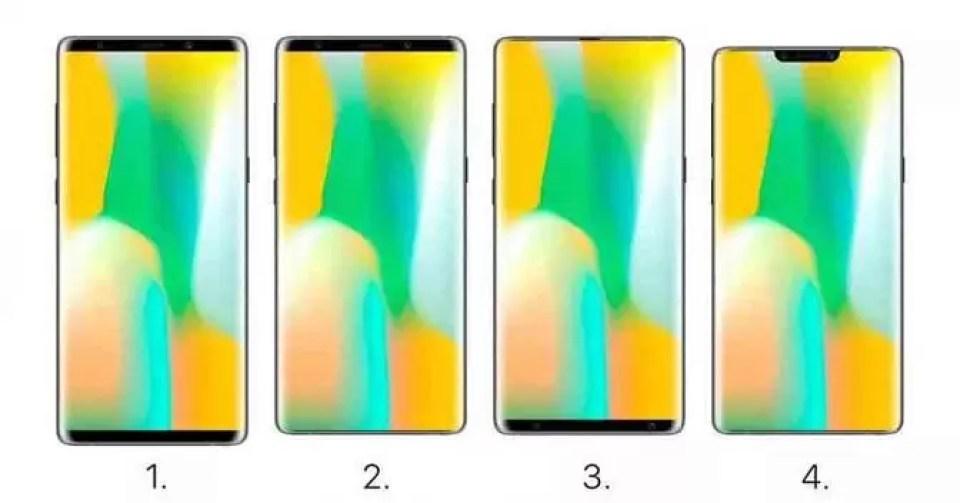 """Leagoo vai apresentar o primeiro """"Android iPhone X"""" na MWC 2018 1"""