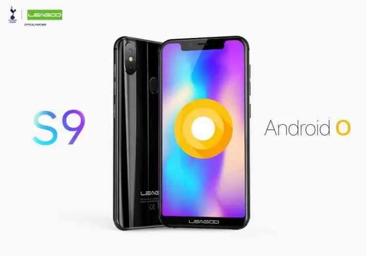LEAGOO S9 pretende ser o primeiro smartphone com Android O e notch-display do mundo! 1