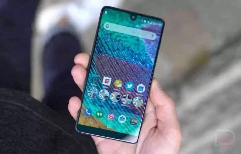 Essential Phone começa a receber Oreo Beta 8.1 primeiro que os grandes tubarões 1