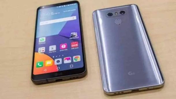 LG deverá acabar com o lançamento anual de smartphones image