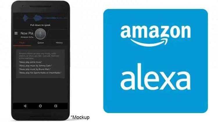 Atualização da aplicação Alexa traz finalmente comandos reais de voz Alexa 1