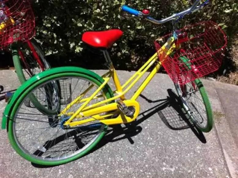 Centenas de bicicletas dos funcionários do campus da Mountain View da Google são roubadas semanalmente 1