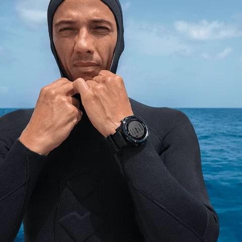 Garmin lança Descent MK1, o primeiro computador de mergulho em formato relógio 2