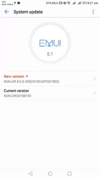 Huawei Honor 8 Pro começa a receber Android Oreo beta 1