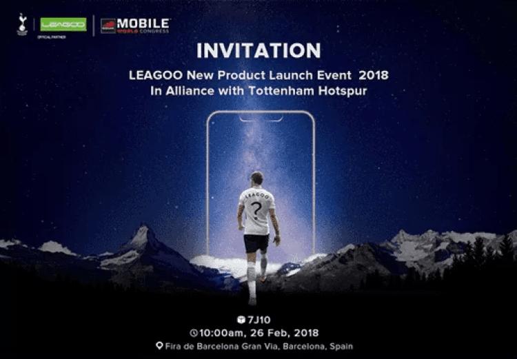 """Leagoo vai apresentar o primeiro """"Android iPhone X"""" na MWC 2018 8"""