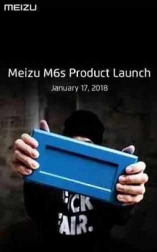 Meizu M6S chega a 17 de janeiro, Antutu revelou especificações 3