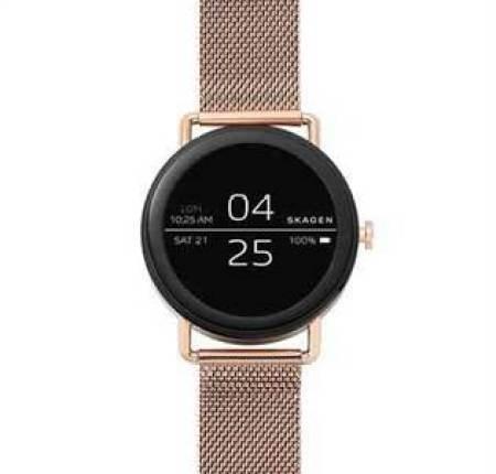 Novidade para 2018: SKAGEN lança o seu primeiro smartchwatch touchscreen 3