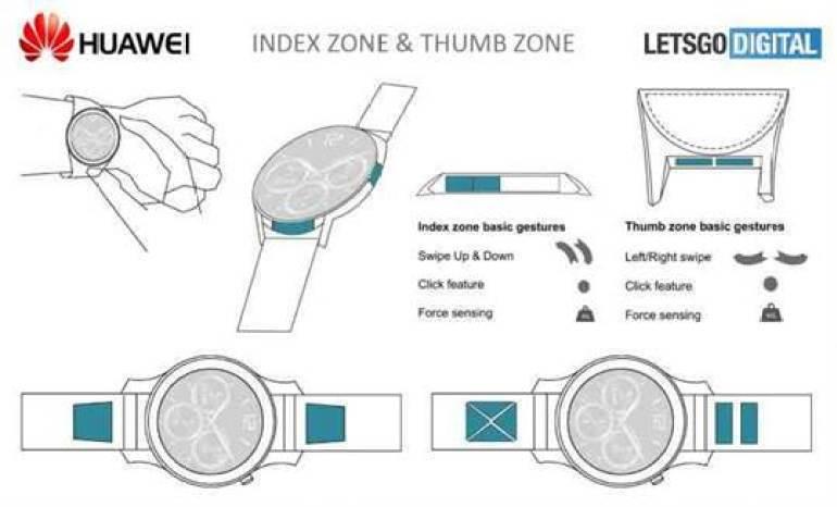 Patente do Huawei Watch 3 mostra o futuro dos wearables 3