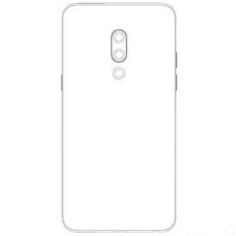 Render do suposto Meizu 15 Plus mostra um telefone fascinante 2