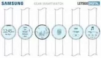 Patentes da Samsung mostram que o ecrã do Galaxy X será flexível e sensível à pressão 4