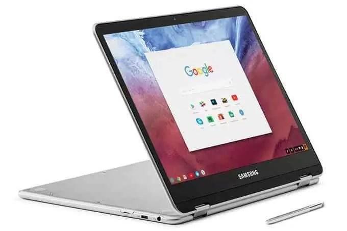 A Samsung tem na manga um tablet Chrome OS com CPU e câmera de topo 1