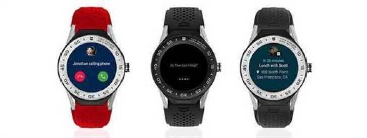 TAG Heuer revela a versão 41mm de seu Smartwatch Modular Conectado 2
