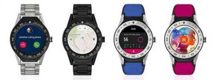 TAG Heuer revela a versão 41mm de seu Smartwatch Modular Conectado 1