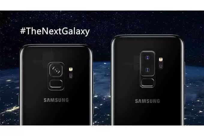 Câmera do Galaxy S9 vai revolucionar com uma abertura variável e gravação a uns extraordinários 1000 fps image
