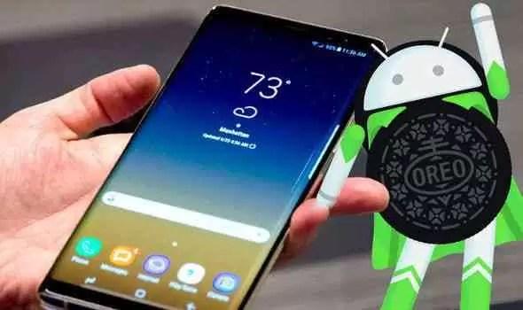 Conhece a lista de dispositivos Samsung Galaxy que podem receber Android Oreo? 1