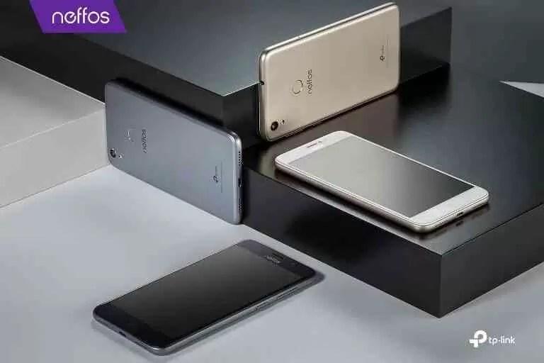 Neffos C7 é o novo smartphone da TP-LINK 1