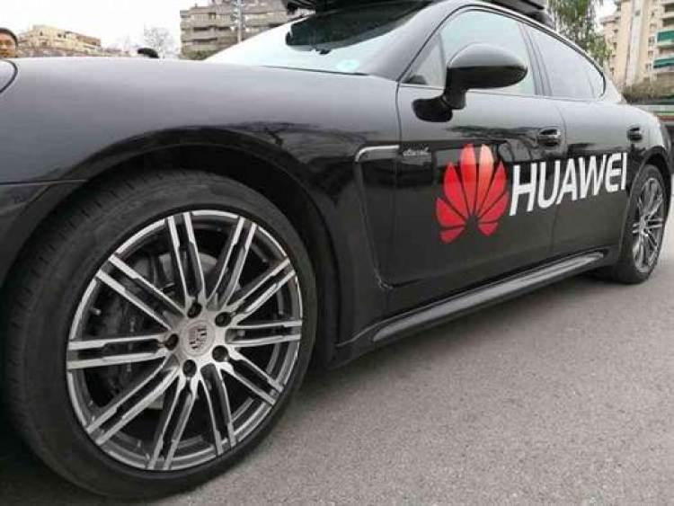 Huawei RoadReader: Estivemos num Porsche conduzido pelo Huawei Mate 10 Pro e gravámos tudo 3