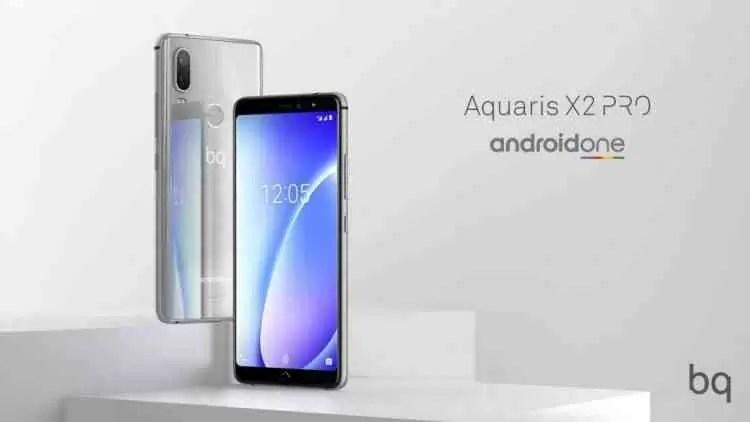 Aquaris X2 e Aquaris X2 Pro farão parte do programa Android One - Parabéns BQ! 1