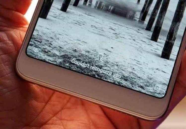 Como configurar o Face Unlock no Xiaomi Redmi Note 5 Pro 5