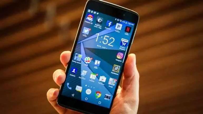 BlackBerry DTEK50 e DTEK60 recebem atualizações de segurança de fevereiro 1