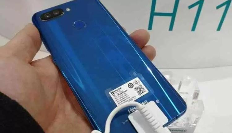Hands On Hisense A2 Pro: O telefone com 2 ecrãs 14