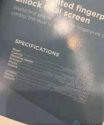 Hands On Hisense A2 Pro: O telefone com 2 ecrãs 9