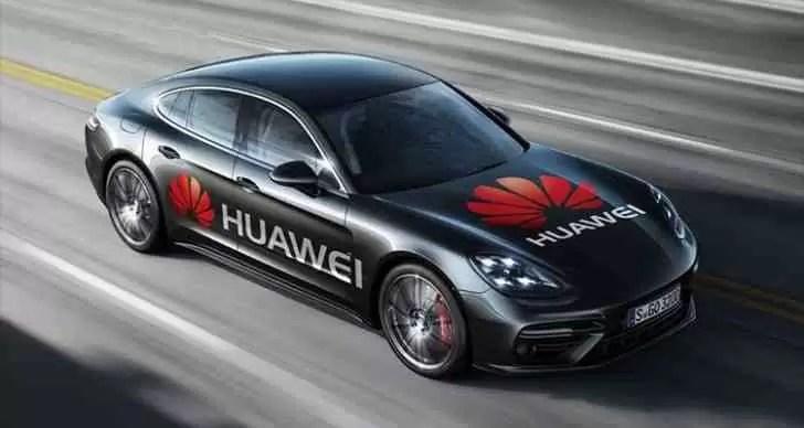 Huawei Mate 10 Pro aprende a conduzir um carro graças à NPU do Kirin 970 1