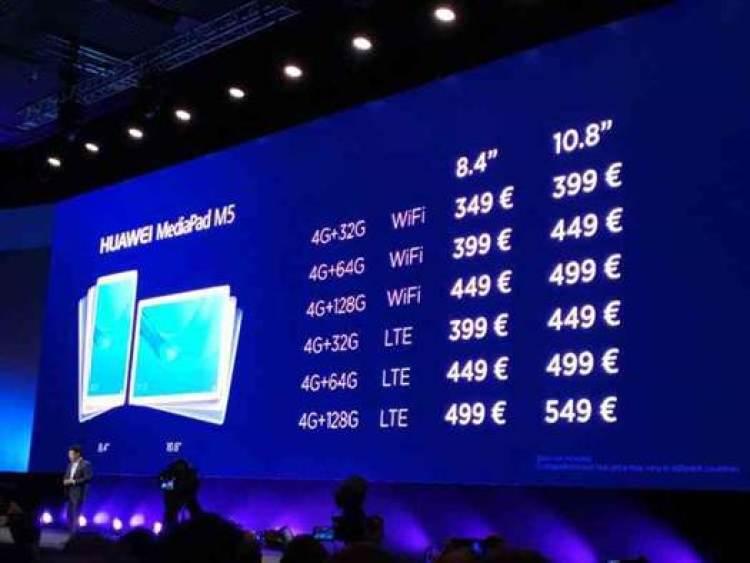 Huawei mostra os esperados Huawei Matebook X Pro e Media Pad M5 no MWC 2018 14