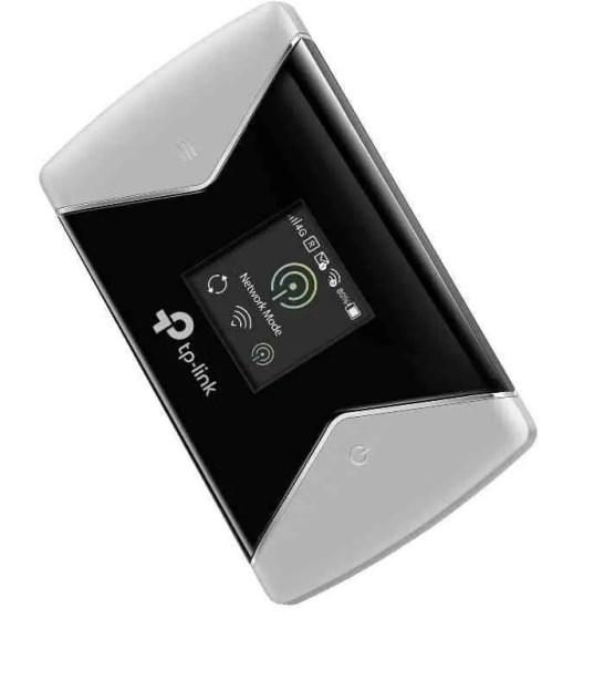 Router portátil M7450 4G LTE CAT.6 Wi-Fi apresentado pela TP-Link 1