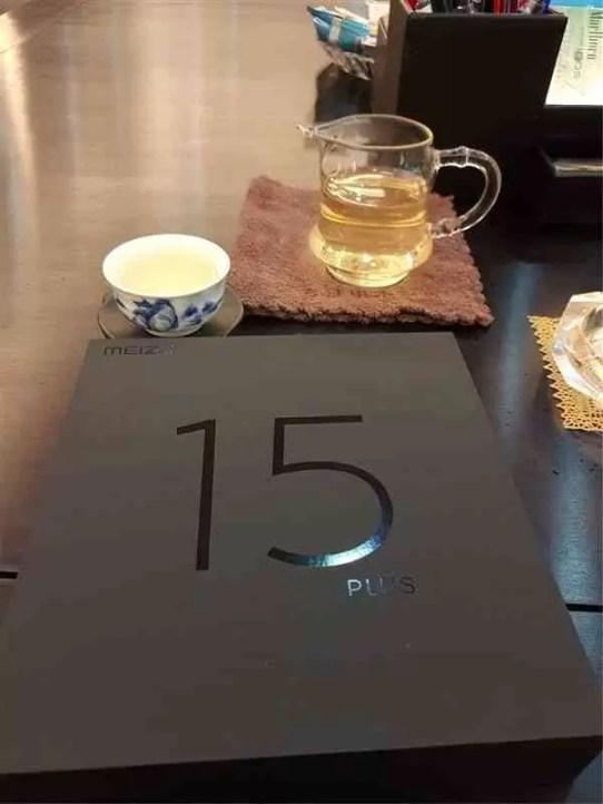 Meizu prepara-se para lançar os Meizu 15, Meizu 15 Lite e Meizu 15 Plus 1