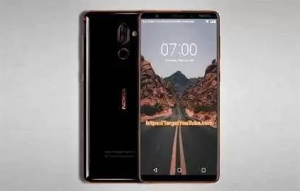 Nokia 7 Plus volta a aparecer com um design deslumbrante 1