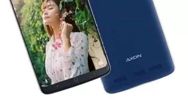 Poderoso ZTE Axon 9 totalmente revelado antes do anuncio oficial 3