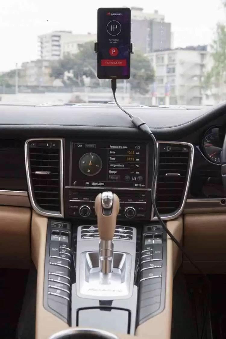 Huawei RoadReader: Estivemos num Porsche conduzido pelo Huawei Mate 10 Pro e gravámos tudo 5